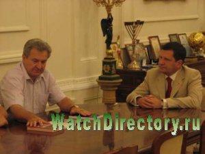 Мэр Одессы носит часы стоимостью 140 тысяч гривен