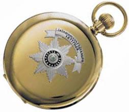 Реплики карманных часов 1904 года для царской семьи, выпущенные Tissot в 1987 году