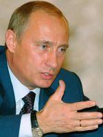 8 место - Владимир Путин, часы Patek Philippe Grand Complications.