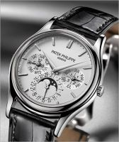8 место - Владимир Путин, часы Patek Philippe Grand Complications.