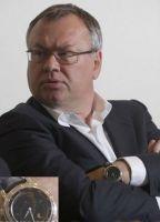 3 место - Андрей Костин, часы Patek Philippe Sky Moon.