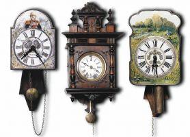 Образцы часового дизайна пошлого века, которые можно увидеть в экспозиции Политехнического музея