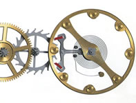 Анкерный механизм