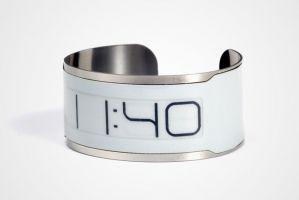 Часы CST-01 от компании Central Standard Timing