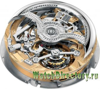 Механизм часов Blancpain 1735 Grande Complication