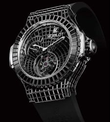 Часы Hublot Black Caviar Bang за 1 000 000 долларов