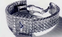 Часы  Chopard Super Ice Cube за 1 100 000 долларов