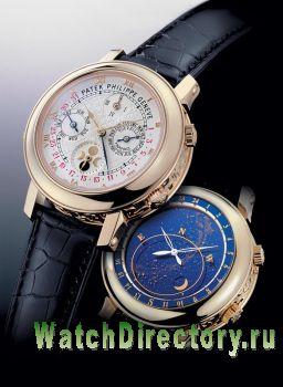 Часы  Patek Philippe Sky Moon Tourbillon за 1 300 000 долларов