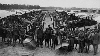 Omega поставщик часов для Британских Королевских ВВС и армии США