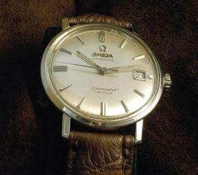 Часы Omega Seamaster De Ville