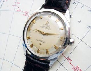 Часы Omega Constellation chronometer
