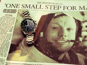 Союз - Аполлон в часах Speedmasler Professional