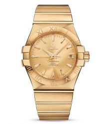 Часы Omega Constellation Manhattan