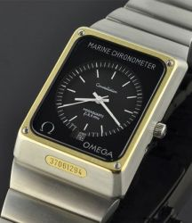 Часы Omega Marine Chronometer