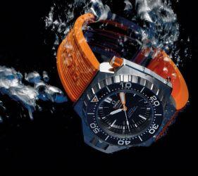 Часы Omega Ploprof 1200M