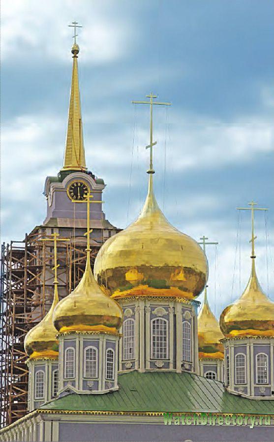 Колокольня Успенского собора Тула