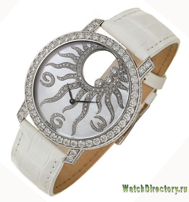 Часы Chopard Happy Sun из серии Happy Diamonds